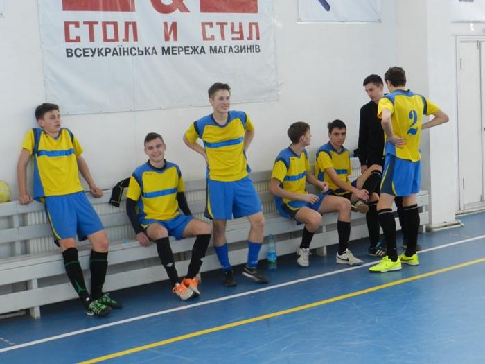 Відбувся І етап VІІІ літніх юнацьких спортивних ігор Херсонщини 2015 року з футзалу серед збірних команд юнаків  1997/1999 років народження