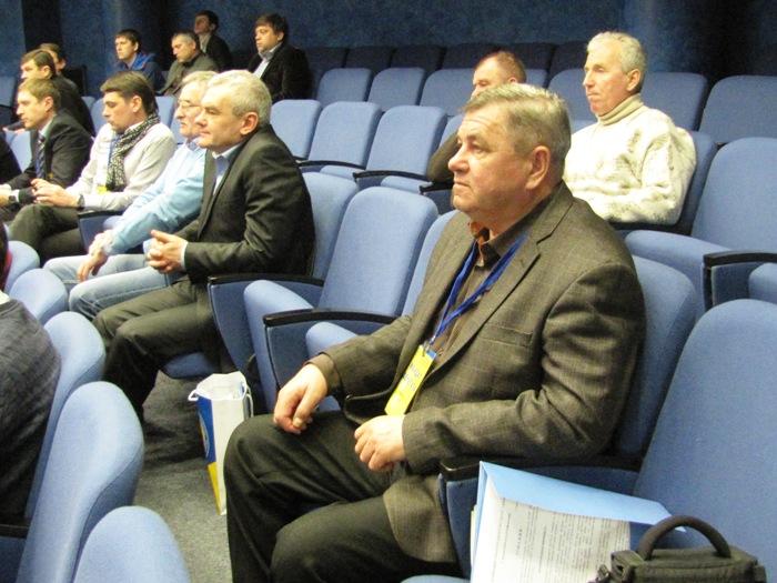 Херсонські делегати взяли участь у V звітно-виборній конференції Асоціації аматорського футболу України
