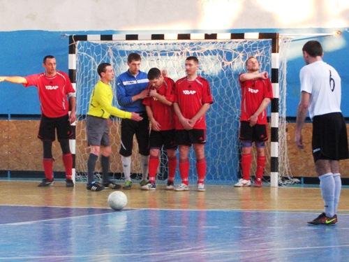 Фотозвіт фіналу Чемпіонату області з футзалу – 2015. «Удар» – «Соценко»