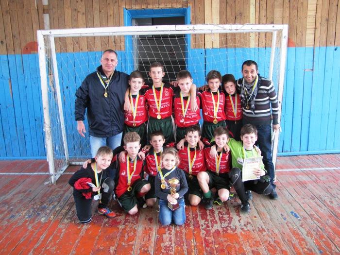 «ДЮКФП №5» переможець турніру з футзалу пам'яті Сергія Веремєєва