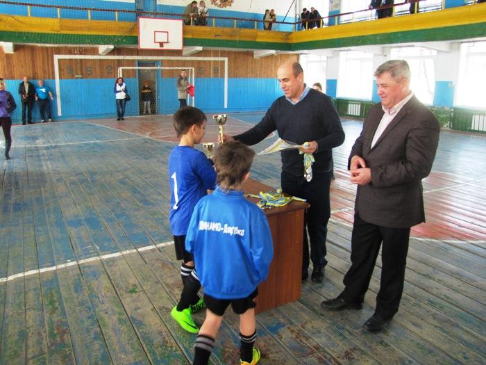 Фотозвіт турніру з футзалу пам'яті Сергія Веремєєва
