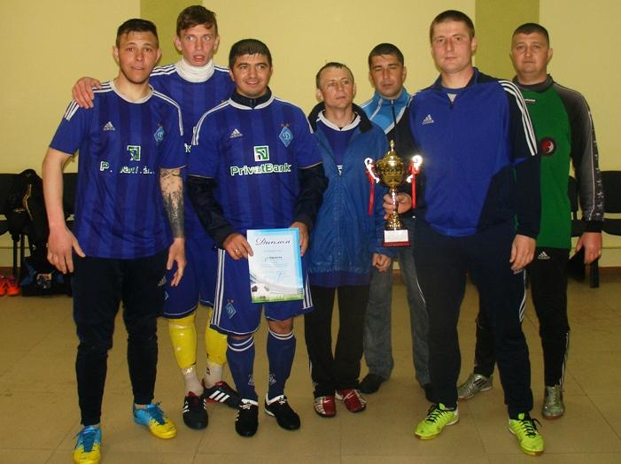 Турнір з міні-футболу пам'яті керівників господарств Каховського району