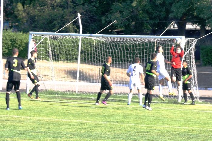 Футбол Авангардь -Балканы (4)
