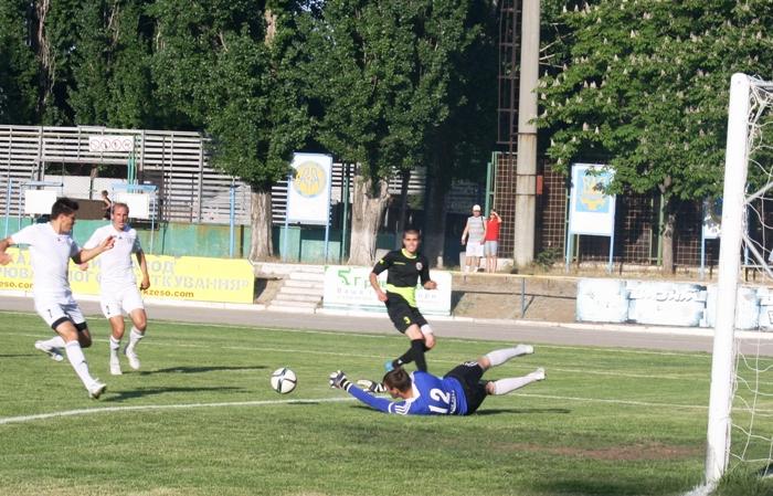 Футбол Авангардь -Балканы (6)