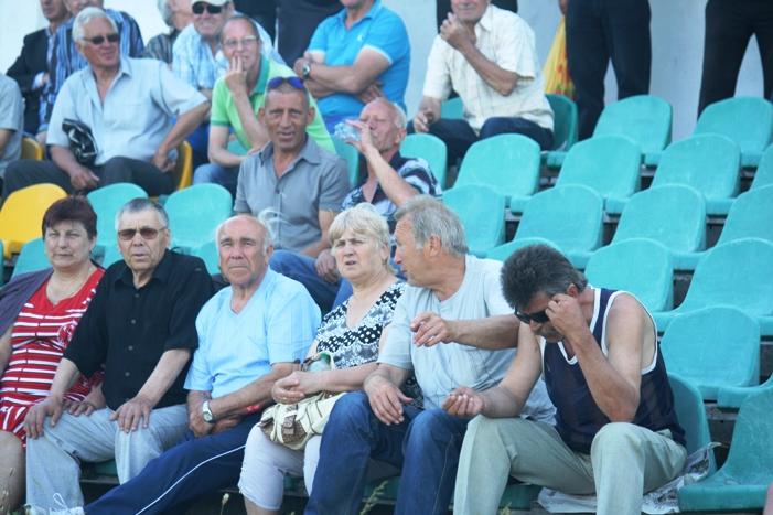 Футбол Авангардь -Балканы (7)