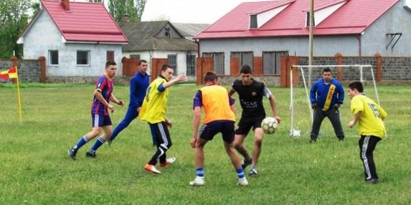 Фотозвіт V турніру з вуличного футболу в Нововоскресенську