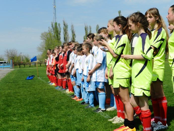 ХОДЮФЛ. ІІІ тур чемпіонату області з футболу серед команд дівчат 2001/2004 рр.н.