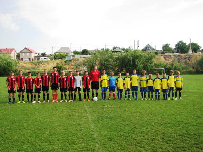 Представляємо учасників турніру імені М.Старцева