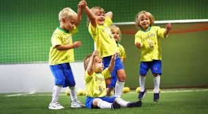 Вітаємо з Всесвітнім днем дитячого футболу!
