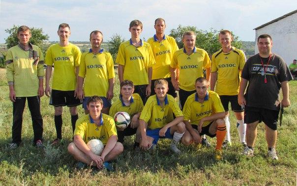 Результати 5-го туру чемпіонату Нововоронцовського району