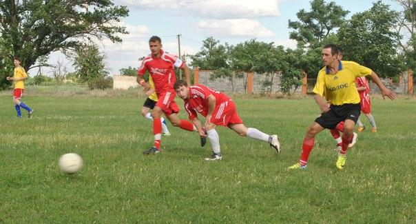 6 тур чемпіонату Нововоронцовського району