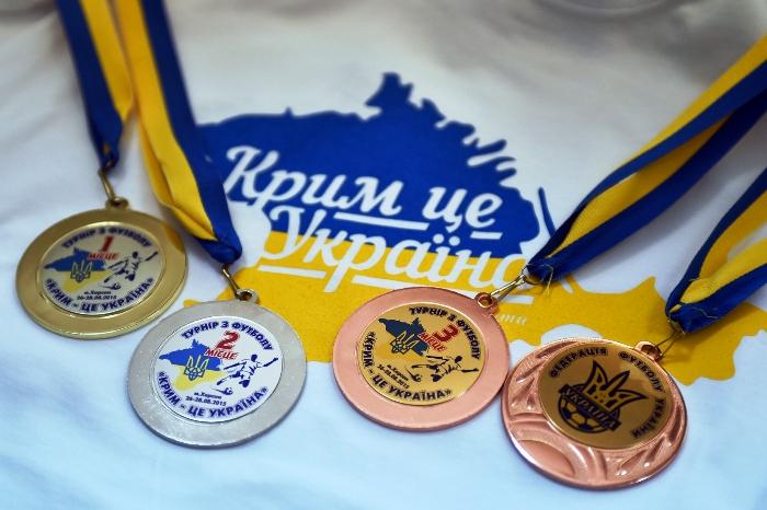 Крим – це Україна. Команди-учасниці турніру