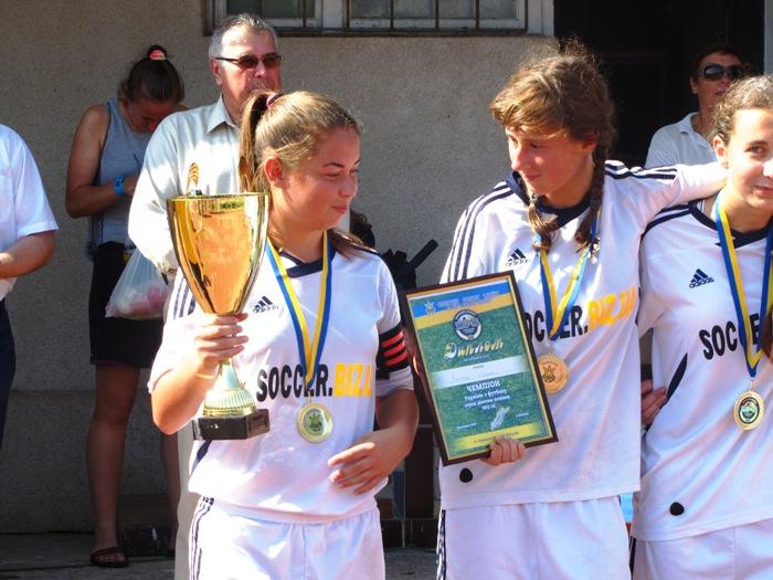 «Пантеры» – чемпионы Украины до 16 лет
