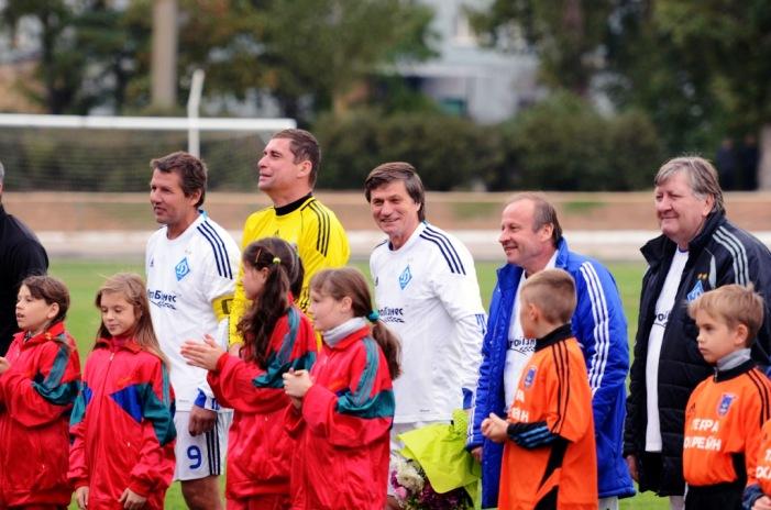 Футбольне свято у Каховці