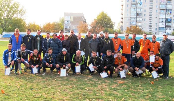 Команди-призеру Кубку КЗ - 2015