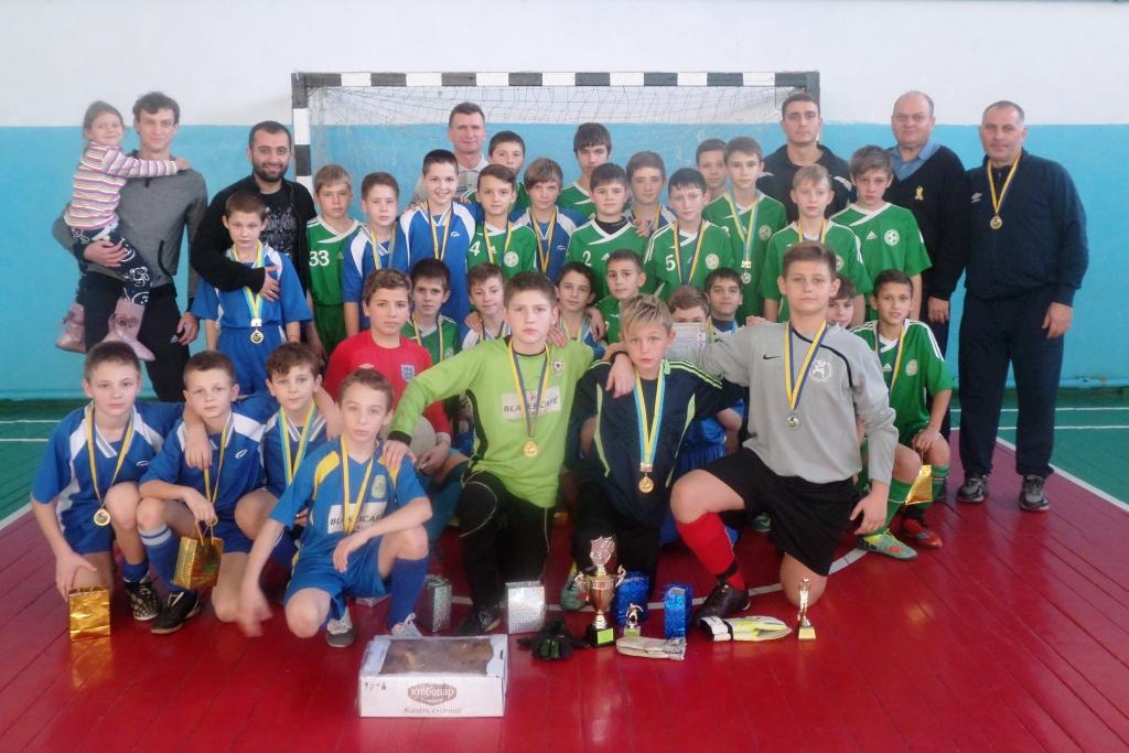 Футзальний турнір пам'яті футболіста Віталія Несіна