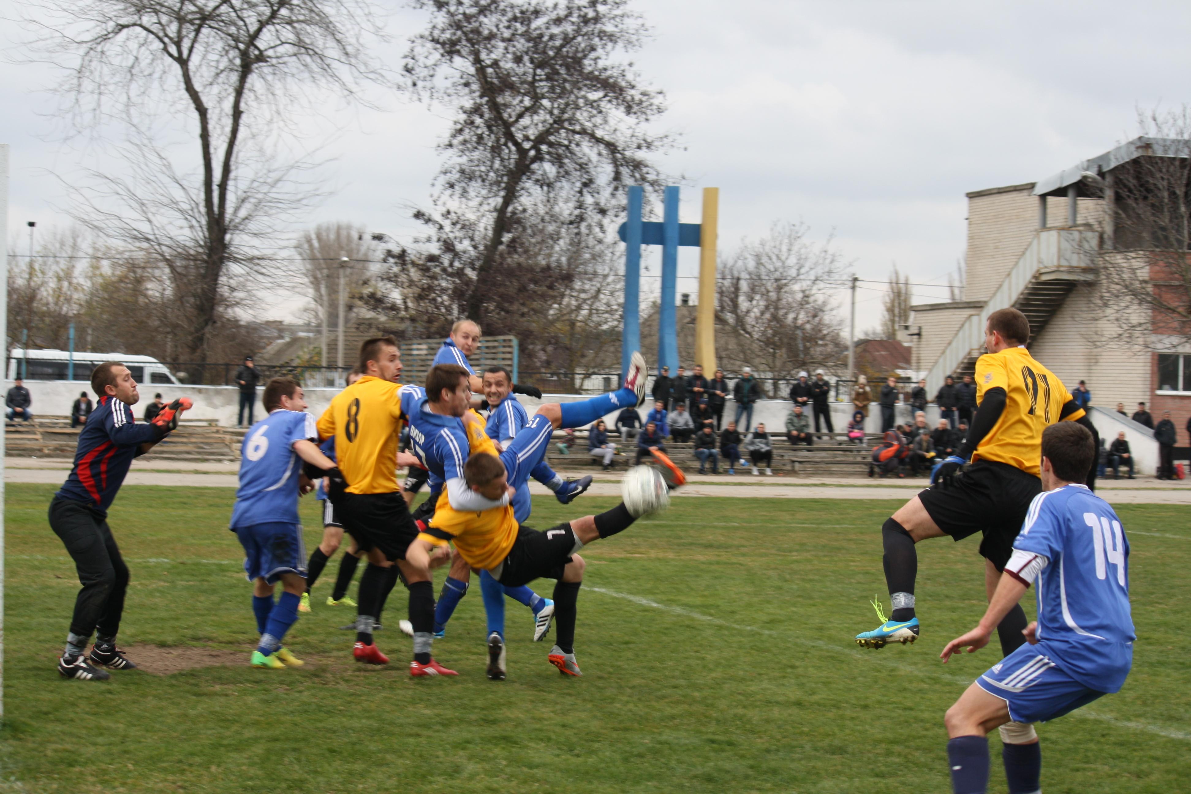 Футбольная элита Херсонщины 2015 года