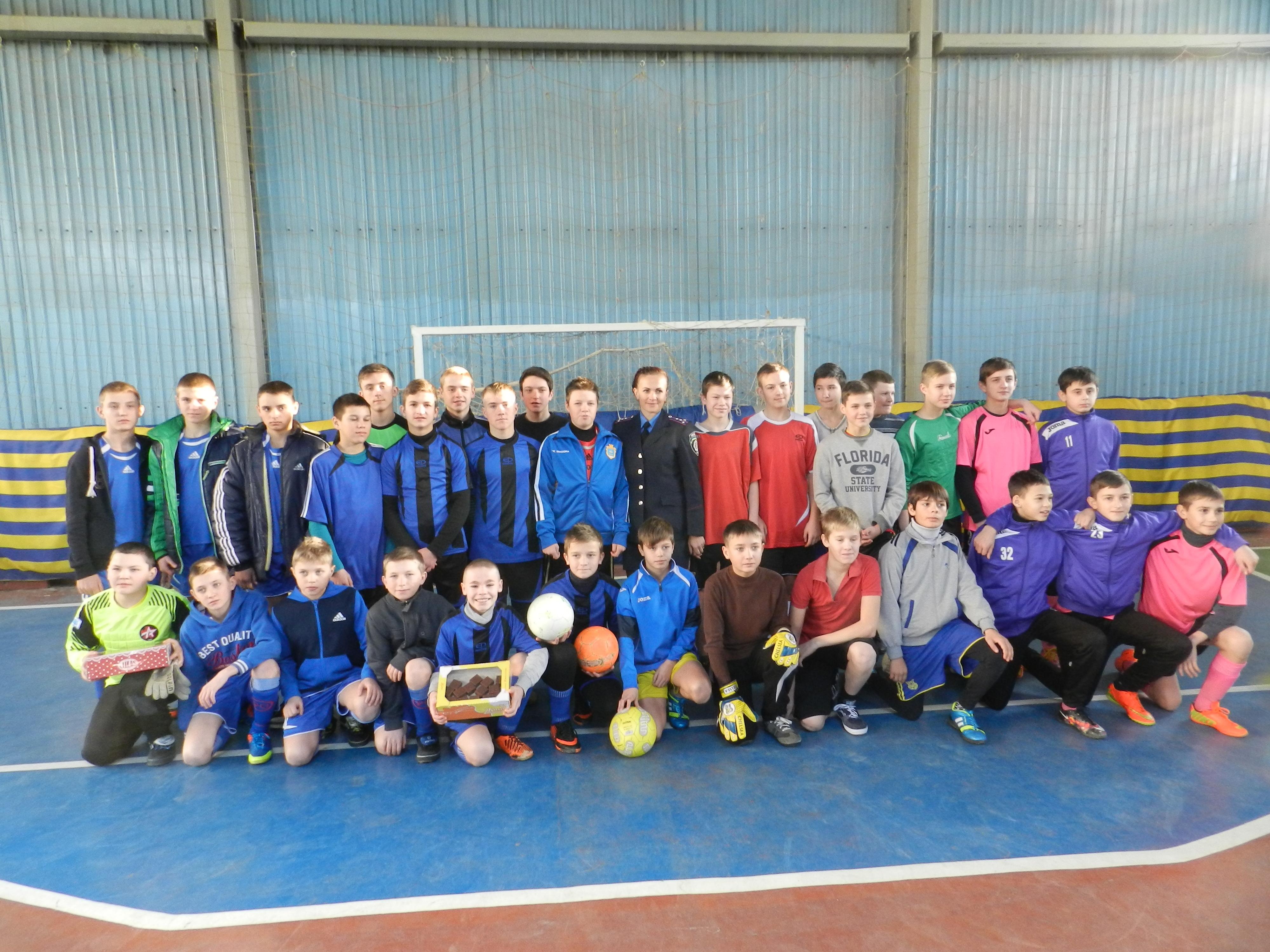 Підсумкипроведення півфінальних змагань ІІ етапу чемпіонату Херсонської області  з футзалу сезону 2014/2015 рр. серед команд юнаків 2002/2003 рр.н.