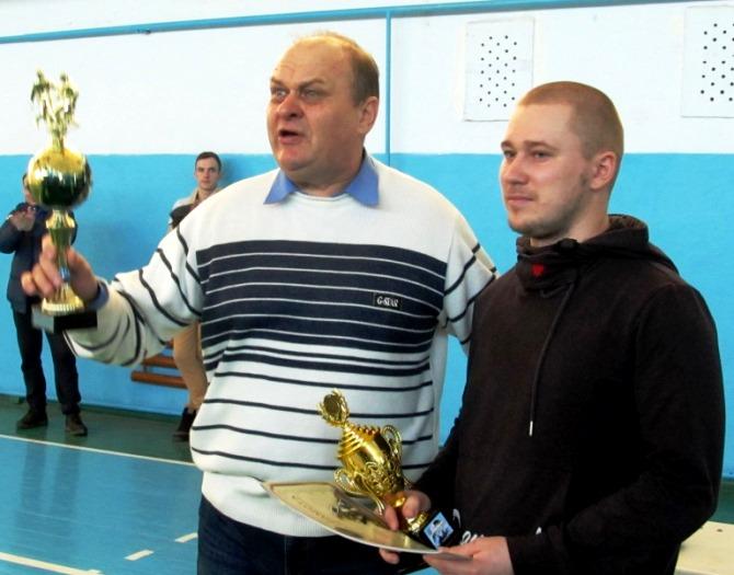 «Старт» – володар Суперкубка міста Каховки з футзалу – 2016