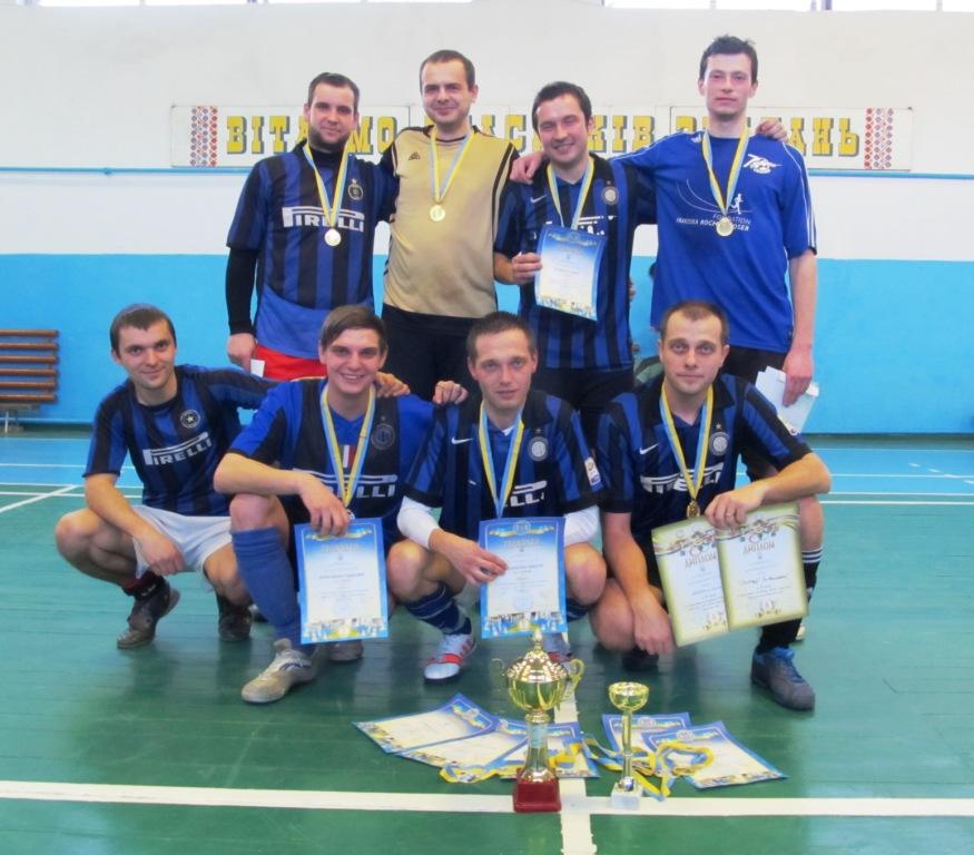 Чемпіон Першої ліги «Інтер»додав до «золотих» медалей першості «Кубок Ліги»