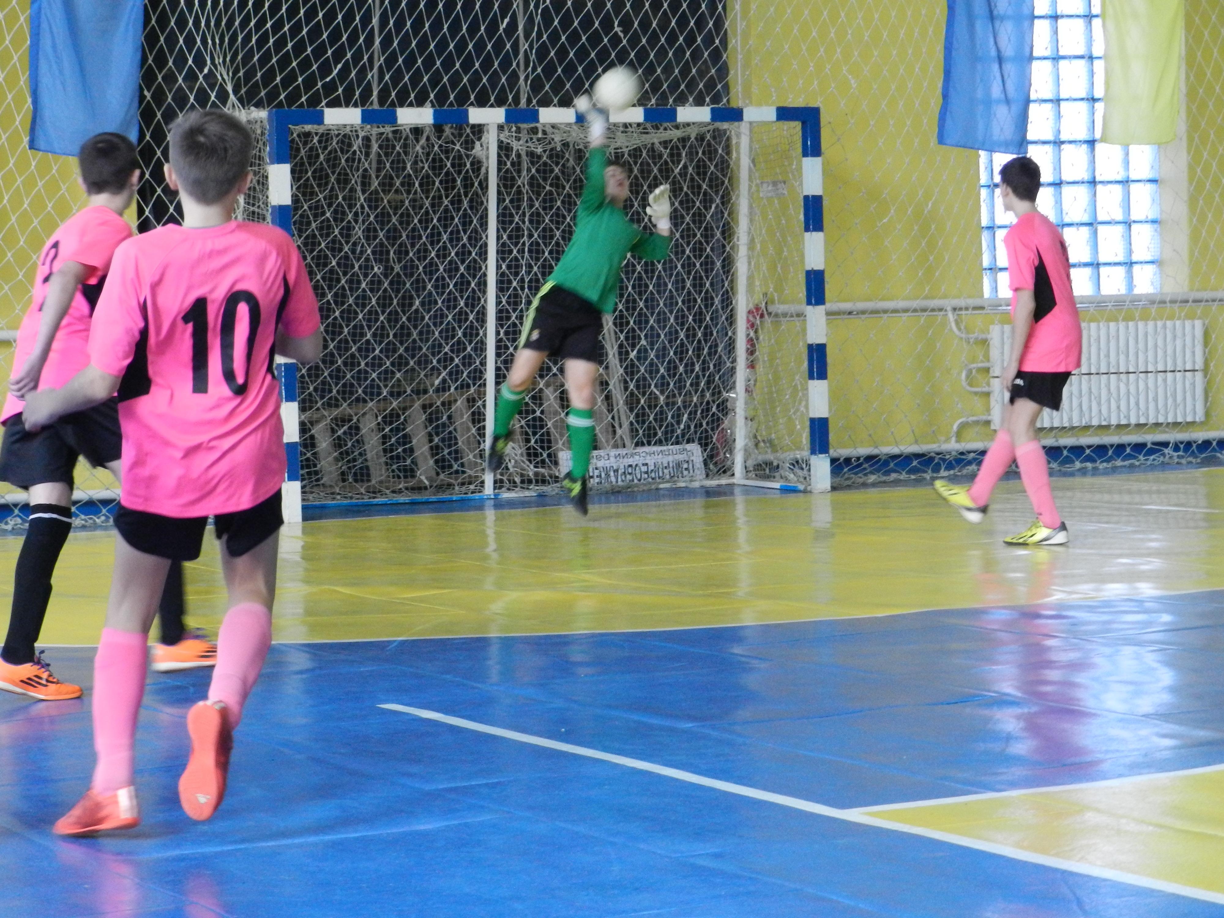 «Освіта-02» стала чемпіоном області з футзалу 2015/2016 року серед команд юнаків 2002/2003 років народження