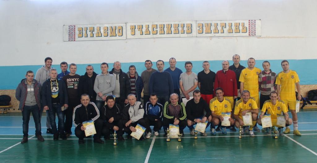 ХІІ-й турнір з футзалу пам'яті Анатолія Козловського