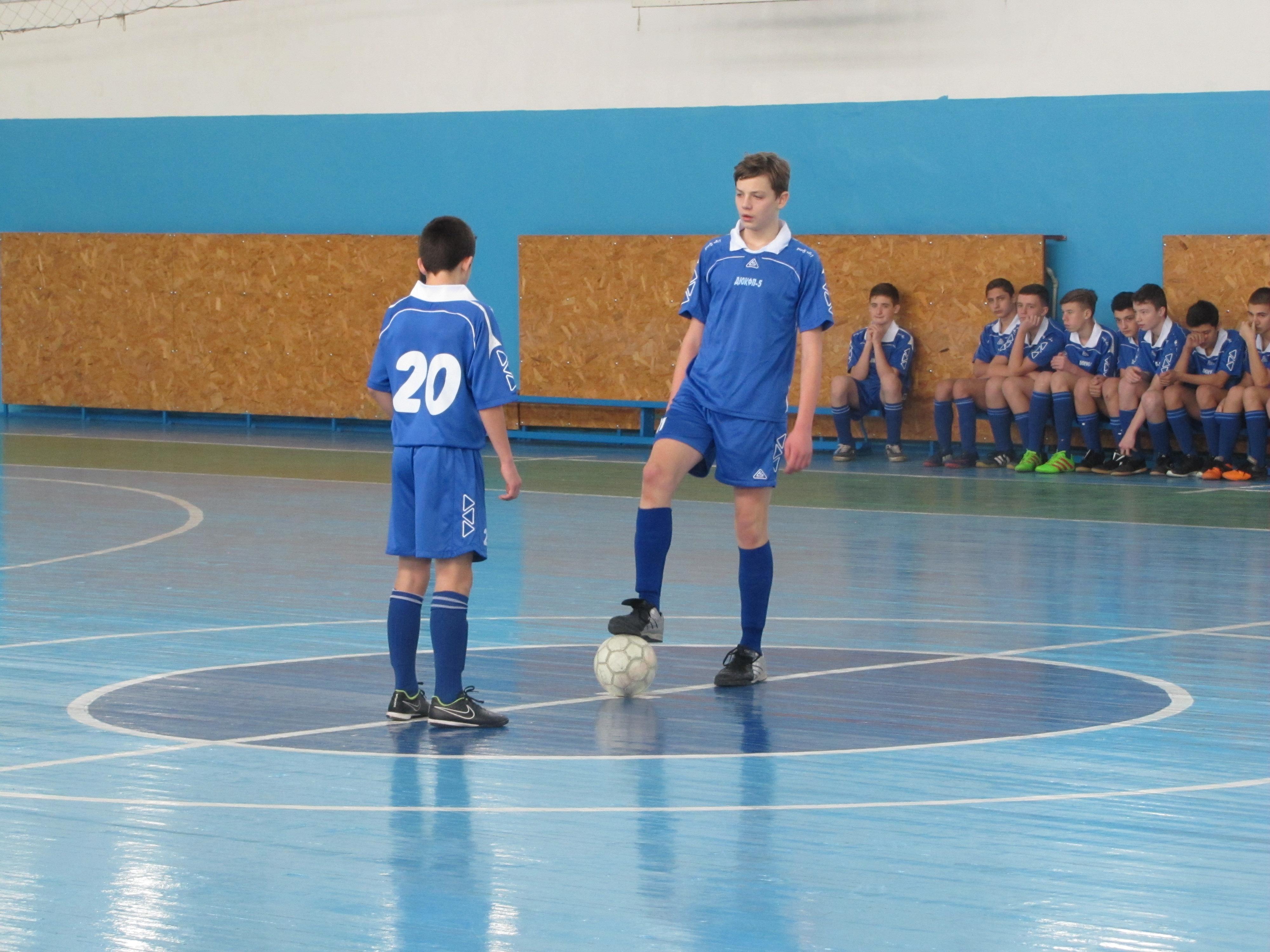 19-20 січня у спорткоплексі КДЮСШ м Херсону відбулися зональні змагання Чемпіонату Херсонської області з футзалу серед юнаків 2001-2002 років.