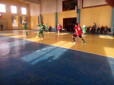 Фінальні ігри чемпіонату Херсонської області з футзалу серед команд юнаків 2003/2004 р.н.