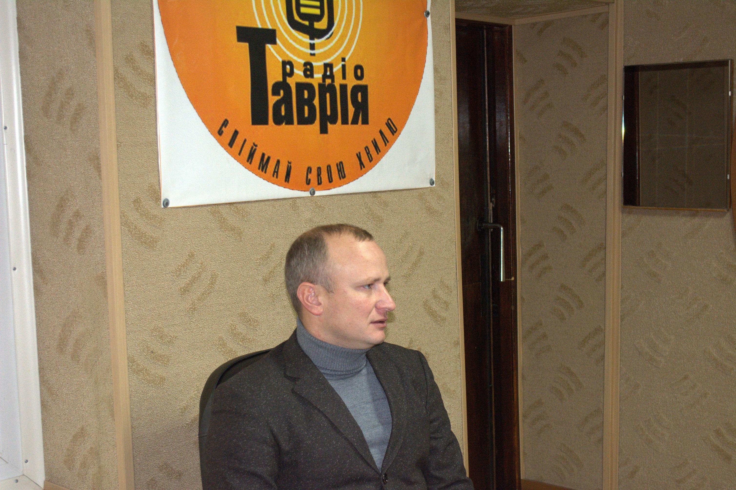Інтерв'ю з виконавчим директором Херсонської обласної федерації футболу Кручером Олексієм Станіславовичем