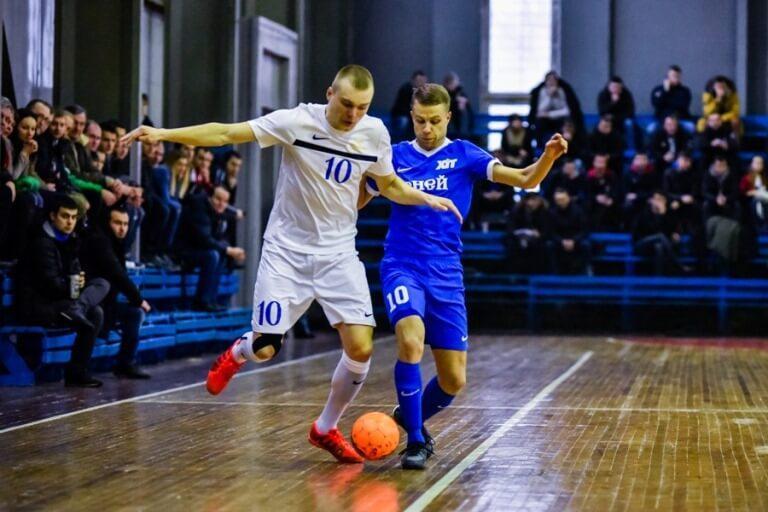 11 лютого 2017 року у м. Херсон відбудеться матч-відповідь 1/8 Кубка України з футзалу.