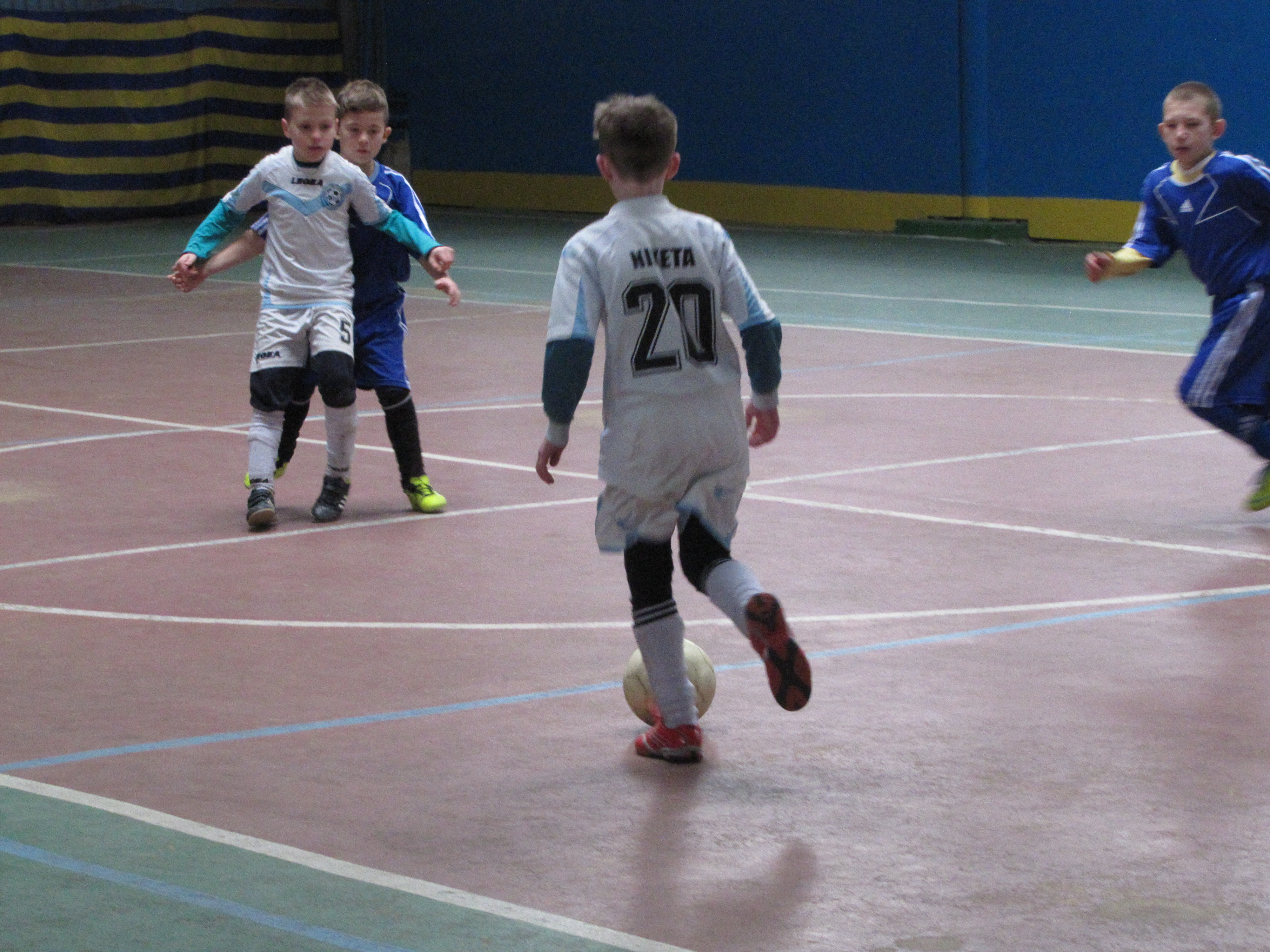 Чемпіонат Херсонської області з футзалу серед юнаків 2005-2006 р.н. Фінальні змагання