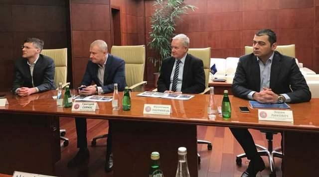 УЄФА виділив 1 мільйон євро на Крим і херсонську інфраструктуру