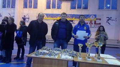 Чемпіонат області з футзалу серед юнаків 2005/06 р.н.