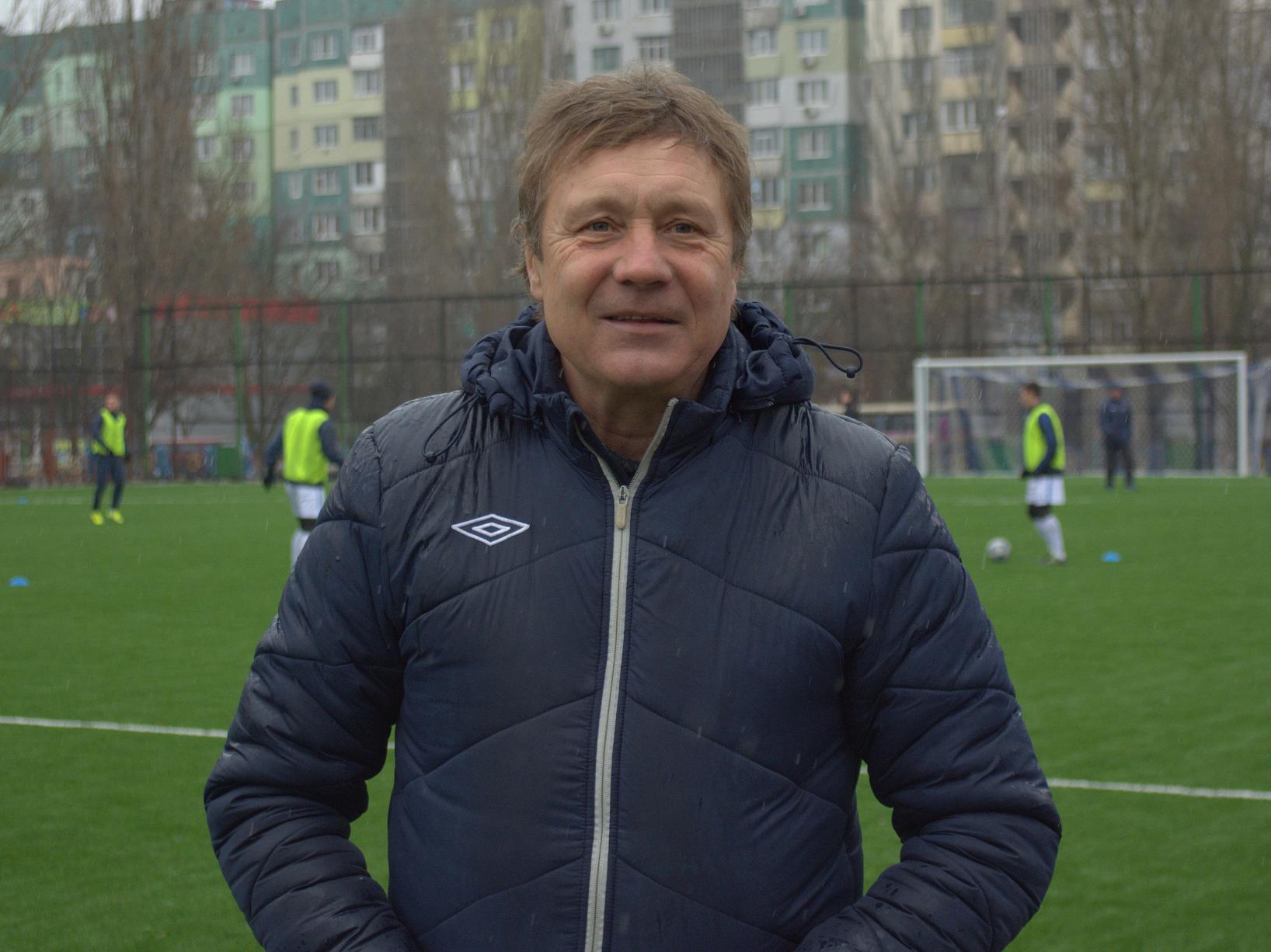Херсонська обласна федерація футболу вітає з днем народження Сергія Васильовича Шевченка!