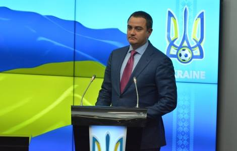 Обласні федерації підтримали Андрія Павелка на виборах президента ФФУ, серед яких Херсонська та Кримська федерації
