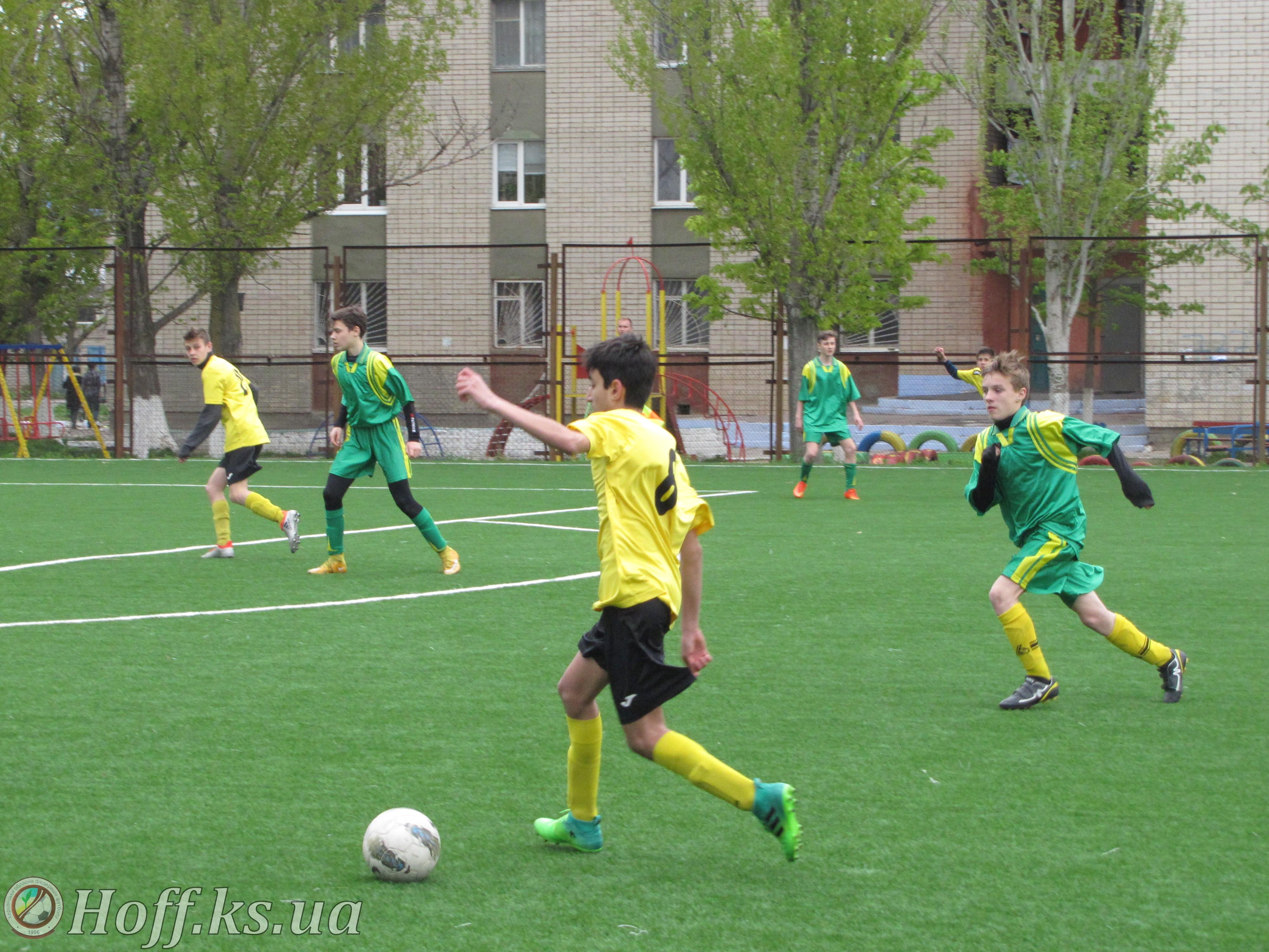 Дитячо-юнацька футбольна ліга України. Перша ліга U-15