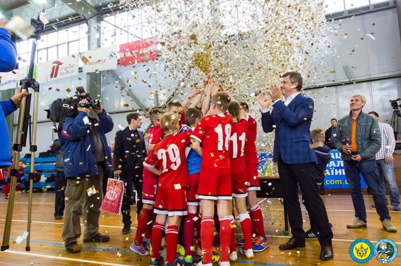 Учні ЗОШ № 47 з Херсона виграли Всеукраїнський фінал ШФЛУ