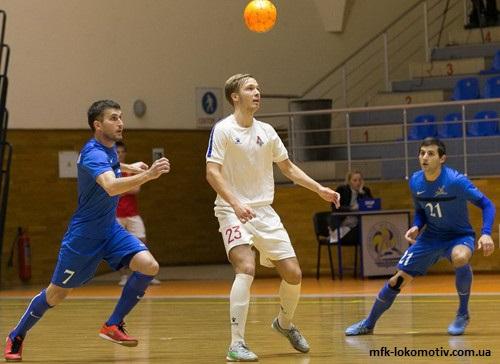 Локомотив обыграл Продэксим и повел в полуфинальной серии