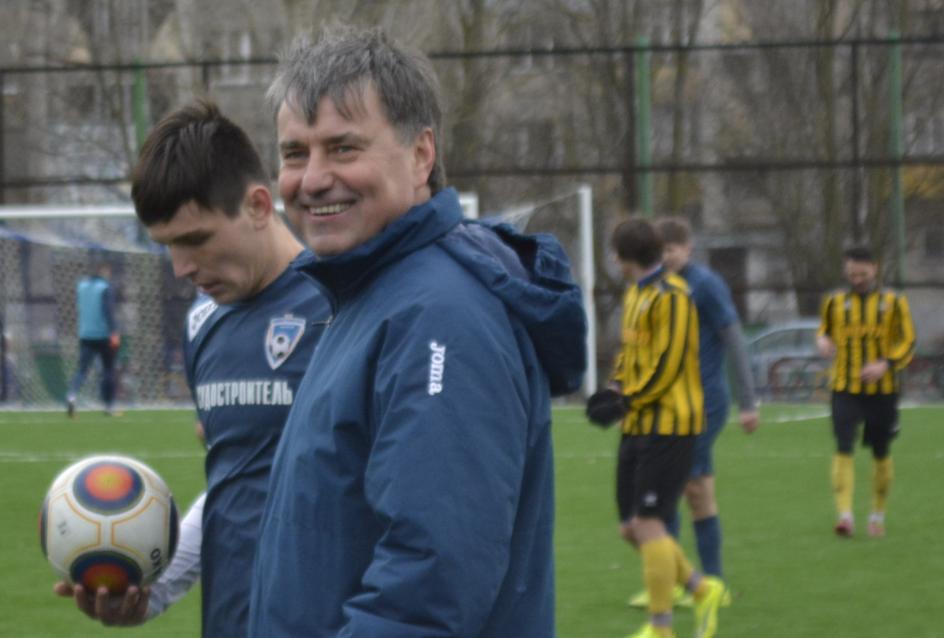 Федорчук признан лучшим тренером 30-го тура Второй лиги