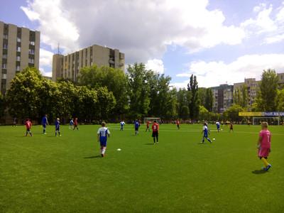 Відкритий турнір з футболу, присвячений Дню Перемоги серед команд юнаків 2006/2007 років народження