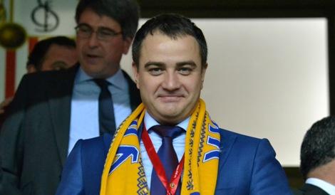 Андрій Павелко представлятиме Європу в Дисциплінарному комітеті ФІФА