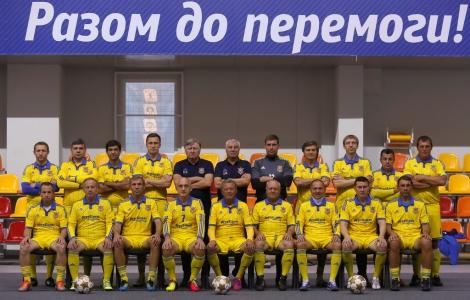 Україна – Грузія: матч легенд на НСК «Олімпійський»!