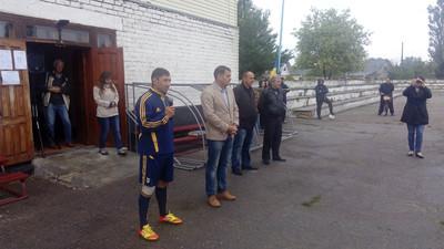 Першість Голопристанського району з футболу