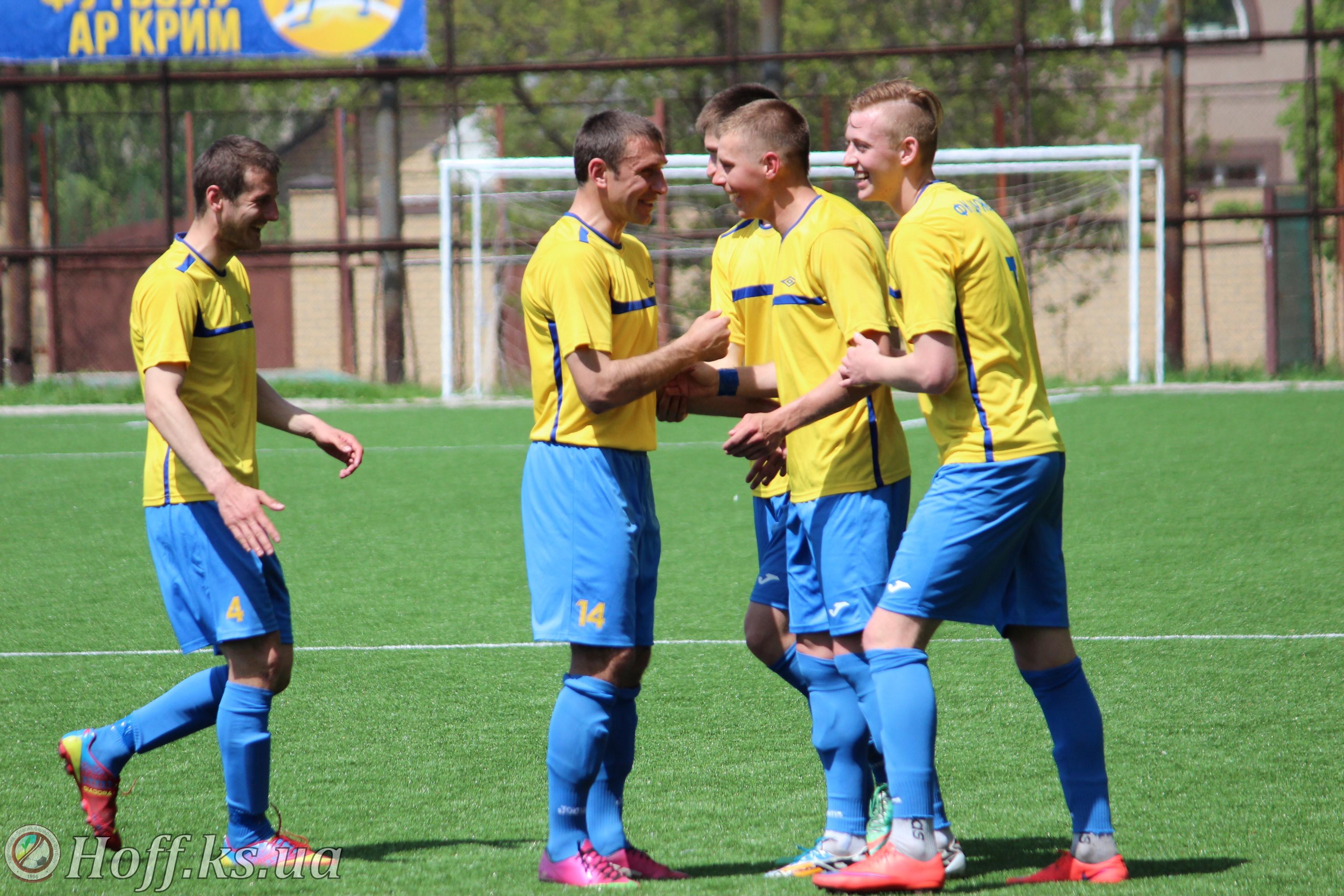 «Дружба» виходить до фіналу Кубка Херсонської області
