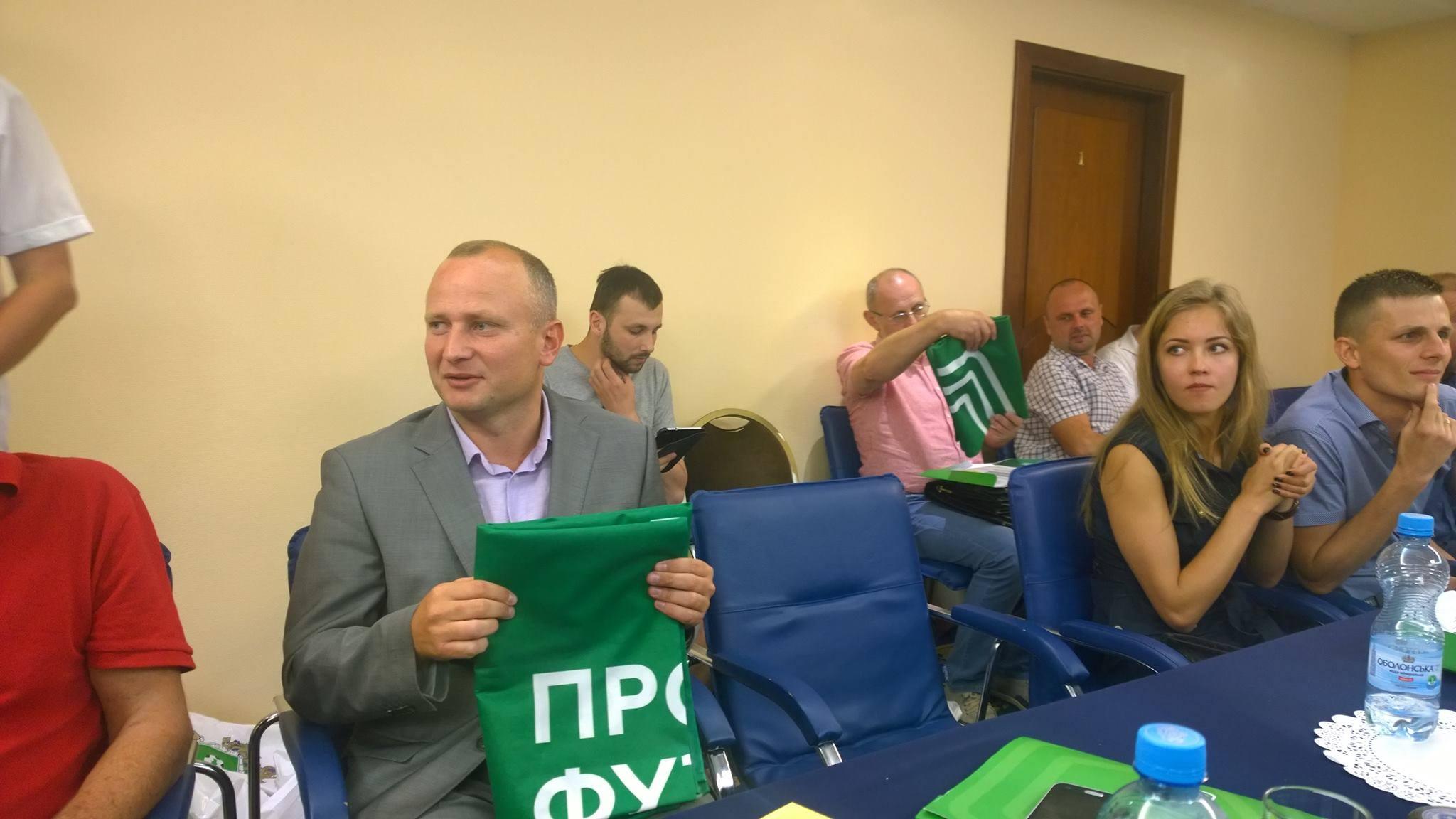 ФК «Таврія» Сімферополь отримала атестат для участі у Другій лізі