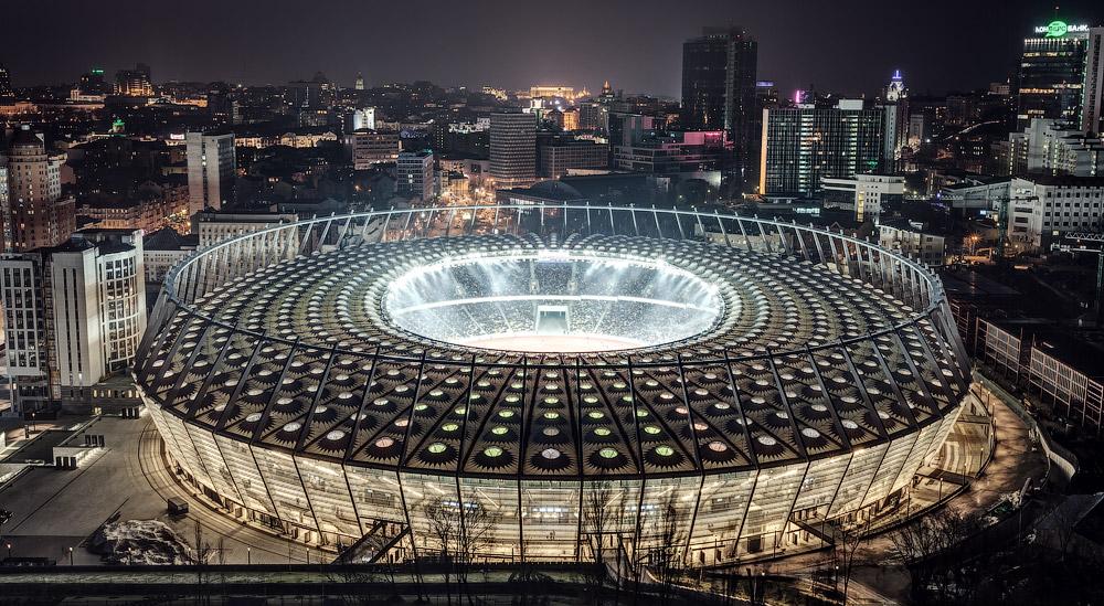НСК Олімпійський прийме фінал Чемпіонату України серед аматорів