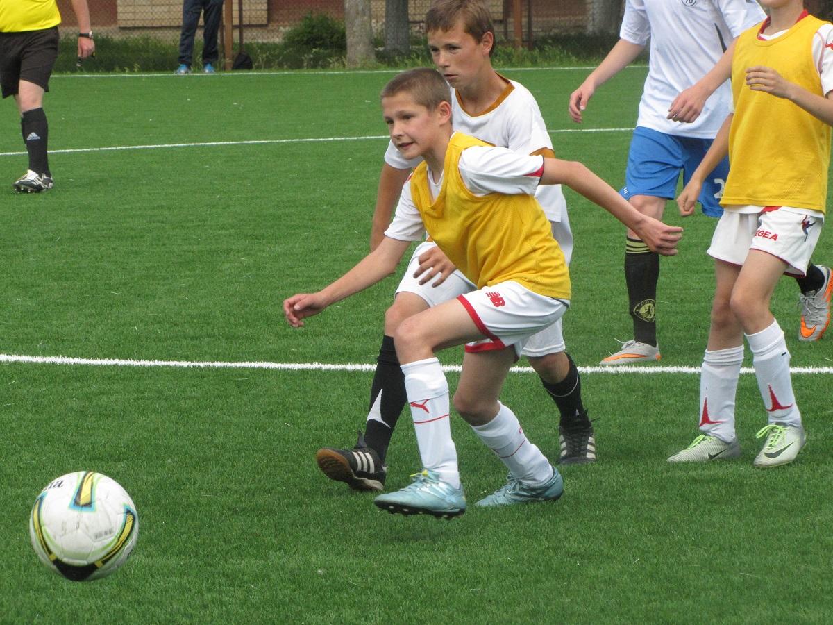 Підсумки змагань Чемпіонату області серед юнацьких команд