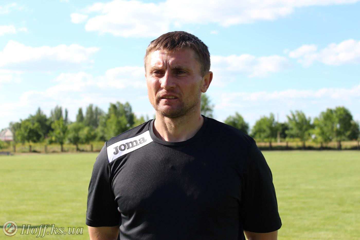 Післяматчевий коментар головного тренера команди «Титан» Чорнянка Андрія Столярчука