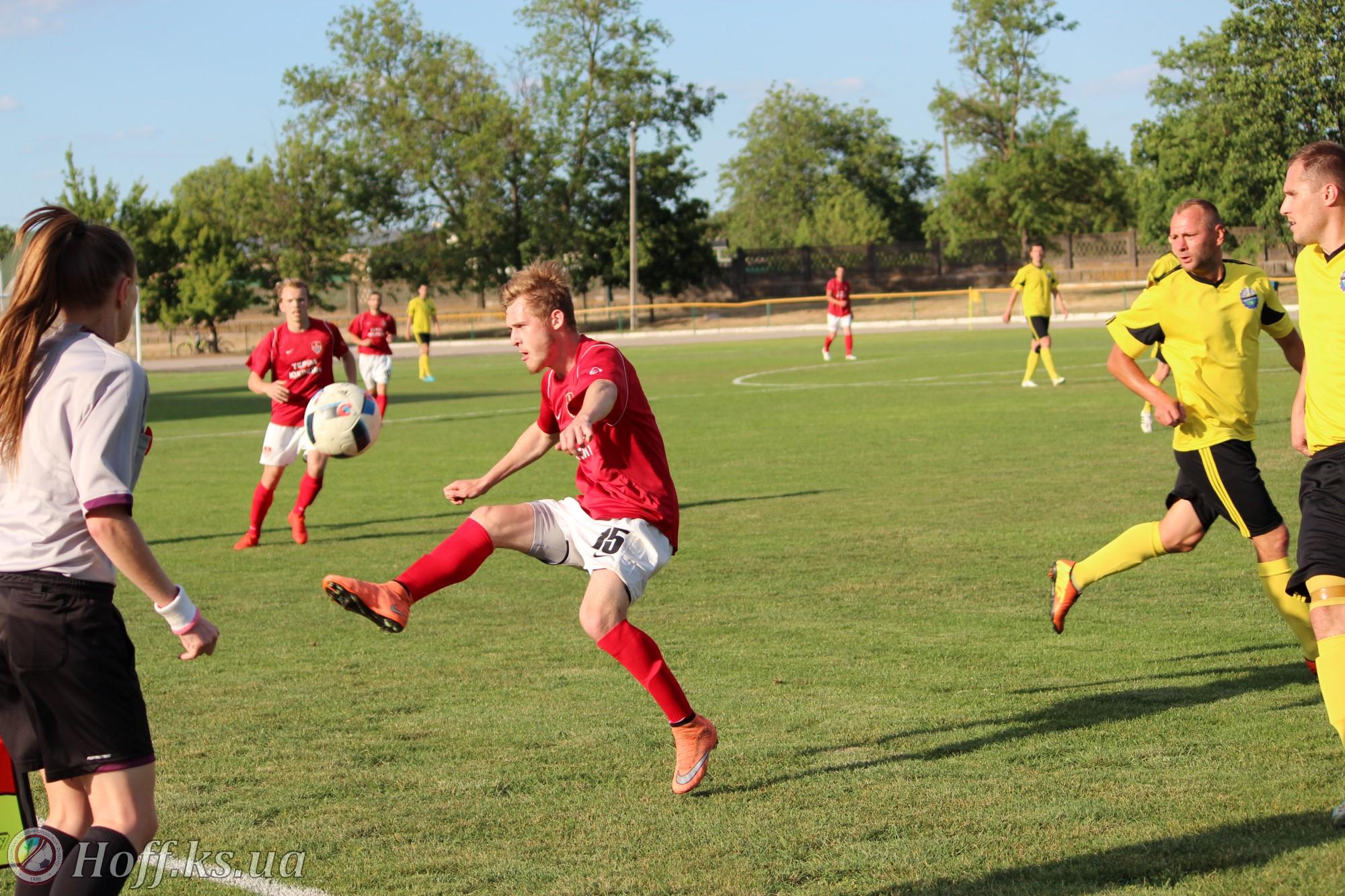 Чемпіонат Херсонської області з футболу. Результати 8-го туру
