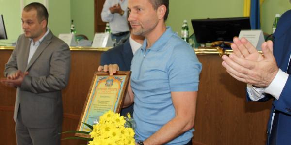 ФК «Продексім» за високі спортивні досягнення був відзначений Почесною Грамотою Херсонської обласної державної адміністрації.